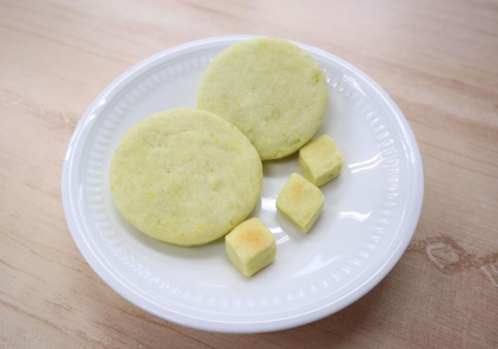 空豆ペーストクッキー イメージ