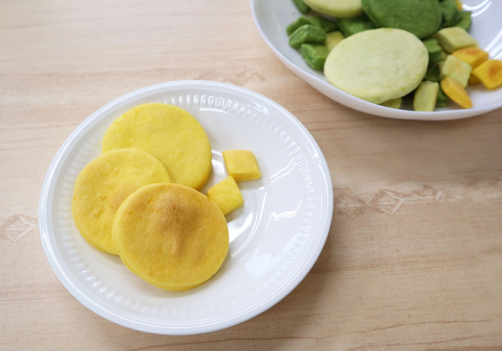 パンプキンペーストクッキー イメージ