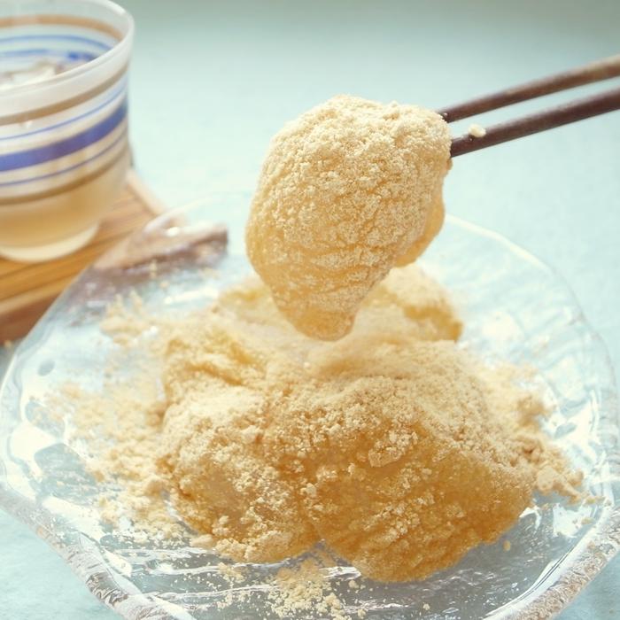 わらび餅粉