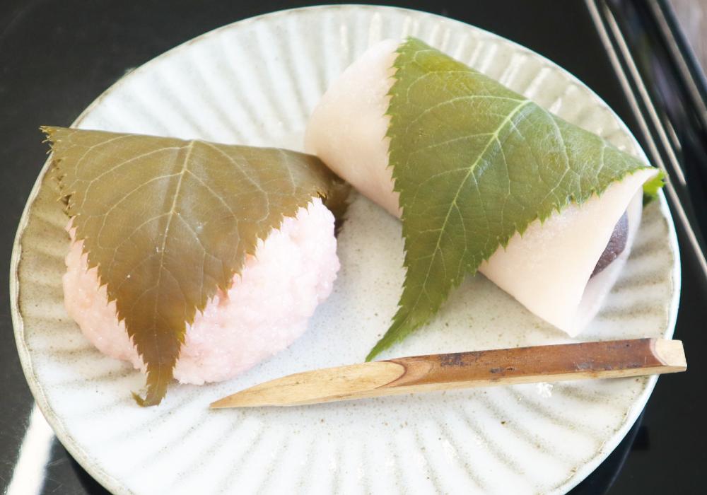 桜餅 イメージ